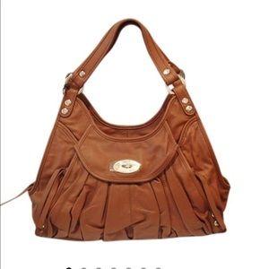 Junior Drake Annette hobo leather bag